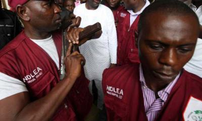 60 drug traffickers captured in Imo by NDLEA 2