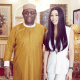 60-year-old politician, Fani-Kayode reveals how his lover, Nerita makes his heart sing