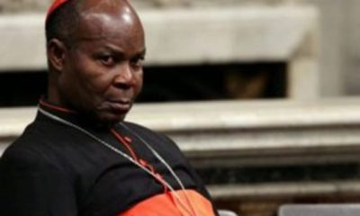 Nigeria turning into murder field, futile state, Okogie declares