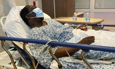 Nigerian singer YQ survives car accident in US