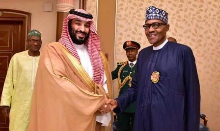 Saudi Arabian Govaernment nigeria
