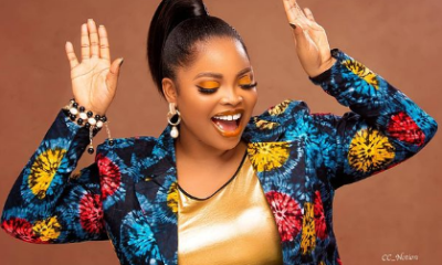Nollywood actress, Olayode Juliana, stuns in lovely outfits as she turns 26
