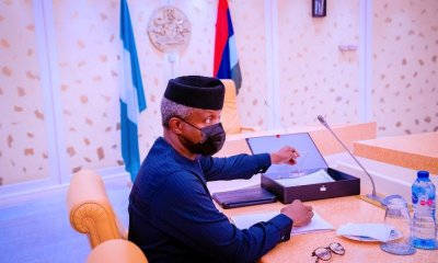 Osinbajo shows concern over youth unemployment