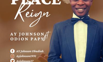 Ay Johnson – Peace Reign (ft. Odion Papy)-TopNaija.ng