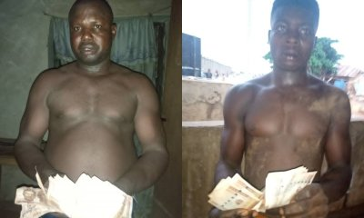 NSCDC arrest two suspects for spending fake money in Kwara-TopNaija.ng