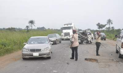 How auto crash claimed three, injures 12 in Edo-TopNaija.ng