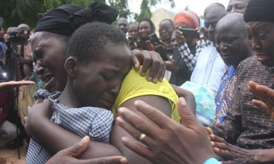 KAduna baptist abducted school children