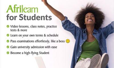 Afrilearn Education top e-learning App