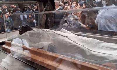 Lying-in-state ceremony of Prophet TB Joshua [PHOTOS]