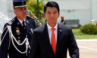 Madagascar thwarts assassination attempt on President Rajoelina
