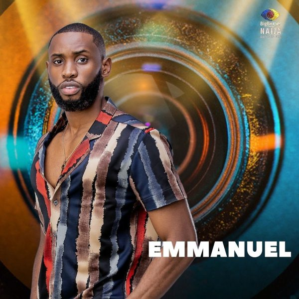 Big brother naija season 6 contestant  emmanuel