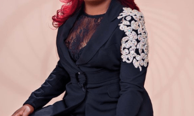Actress, Funke Akindele starts the week with words of prayer for herself and her fans