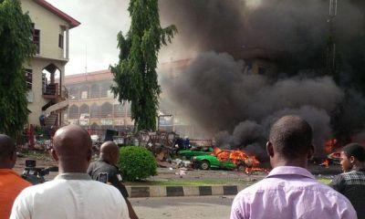 grenade explosion nigeria