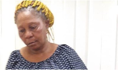 53-year-old woman arrested by NDLEA with 100 wraps of heroin-TopNaija.ng