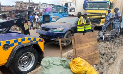 Tragic! 3-year-old girl, five others die in Lagos road accidents -TopNaija.ng