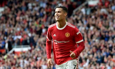 Cristiano Ronaldo has scored twice on his Manchester United return on Saturday evening, September 11, as United defeated Newcastle 4-1.