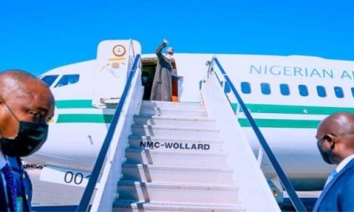 Buhari new york