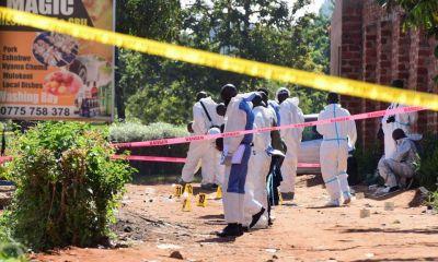 Ugandan bomb blast
