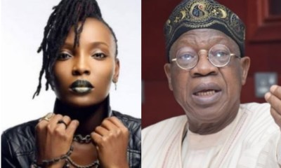 Lai Mohammed - DJ Switch