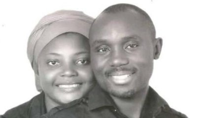 Kenneth Azifor and wife Sandra