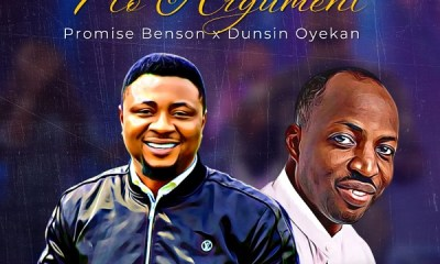 No Argument – Promise Benson Ft. Dunsin Oyekan-TopNaija.ng