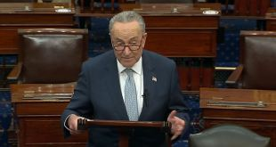 Chuck Schumer Ruins McConnell's New Year By Calling His Bluff On $2,000 Stimulus Checks