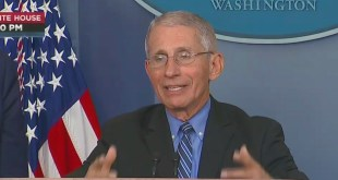 "Fauci Says His Top Priority with the Biden Administration is to ""Expeditiously Get People Vaccinated"""