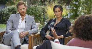 10 things Meghan and Harry told Oprah