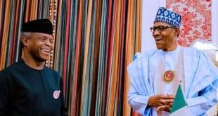 ?A reliable and dedicated deputy?- President Buhari celebrates VP Yemi Osinbajo as he turns 64