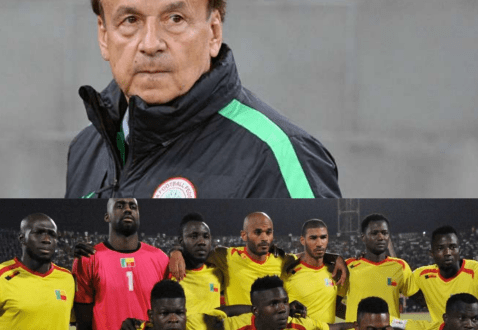 'Benin have not lost a match for eight years at home, it will not be easy' - Coach Gernot Rohr warns