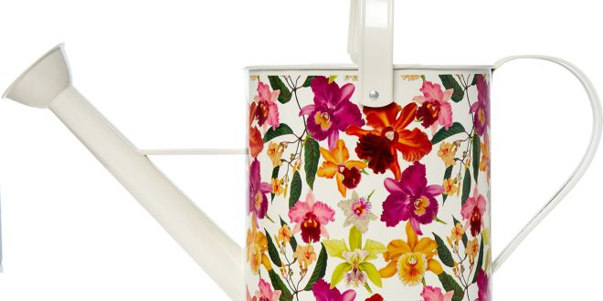 Friday Treat: Floral Watering Cans | British Beauty Blogger
