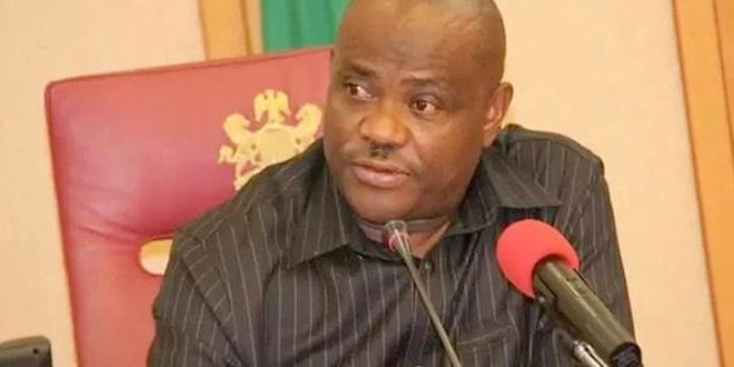 He wrote a company to stop work without my approval - Governor Wike explains why he sacked Environment Commissioner