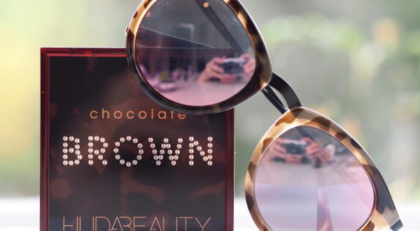 Huda Beauty Brown Obsessions Palette | British Beauty Blogger