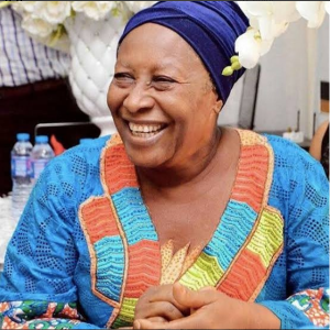 I married at a very young age, suffered and endured because I didn?t want  to disappoint my father - Patience Ozokwor (video)