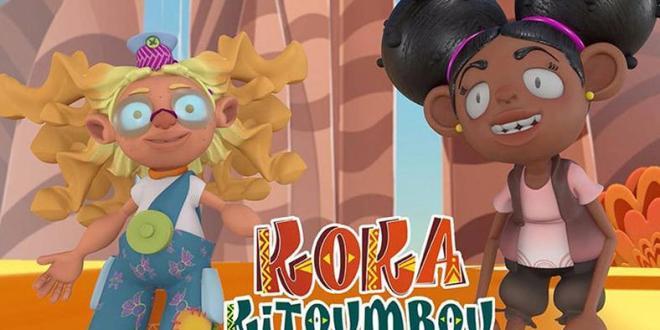 Ivorian animation studio Afrikatoon unveils 'Koka Kitoumbou' children's series