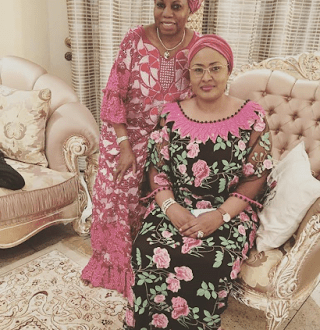 """""""My mum is not an aide carrying phones up and down. She was the youngest Minister in Africa"""" - Son of Aisha Buhari's SSA slams media report"""