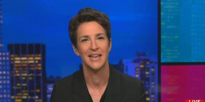 Rachel Maddow Praises Biden For Not Plastering His Name All Over The Stimulus Checks