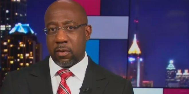 Sen. Raphael Warnock Just Mobilized An Army Of Patriots Against GOP Voter Suppression
