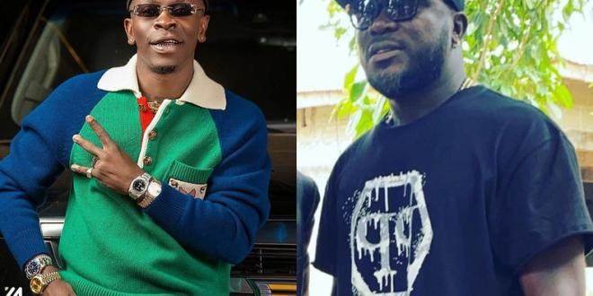 Shatta Wale is a joke - Nhyiraba Kojo compares his 9-bedroom mansion with Wale's East Legon mansion