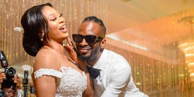 Singer 9ice celebrates wife Sunkanmi on her birthday