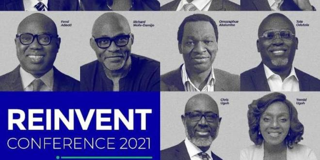 Utomi, Adeyemi, Oyemade, RMD, Chris Ugoh, others to speak at Reinvent Conference