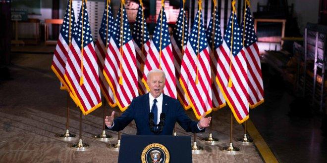 Biden Seeks to Use Infrastructure Plan to Address Racial Inequities