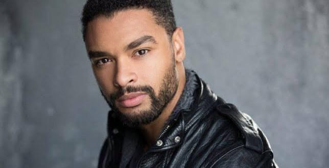 Bridgerton star actor, Rene-Jean Page won