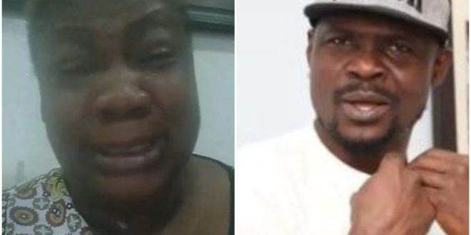 Comedian Princess In Tears As She Narrates How Actor, Baba Ijesha Raped The 14-Year-Old Girl In Her Custody