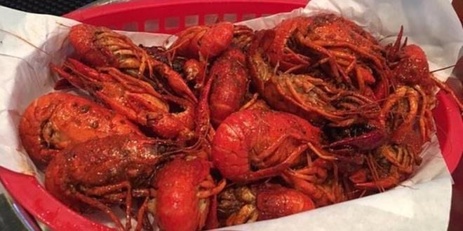 Crayfish: The health benefits of eating this seafood are incredible