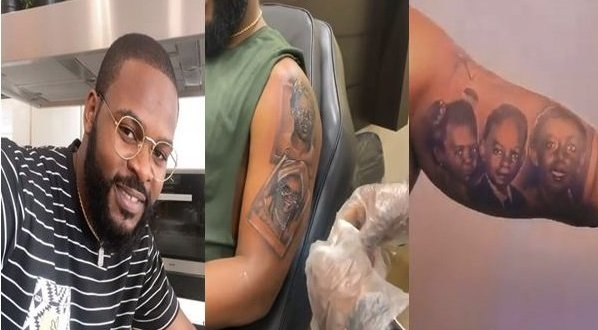 falz-tattoos-entire-family-on-arm