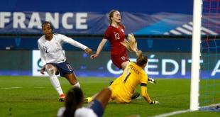 France edge England in women's friendly before US clash