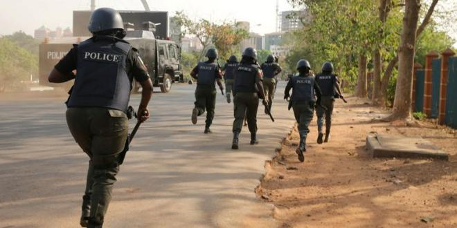 Gunmen burn down another police station in Imo, free detained suspects
