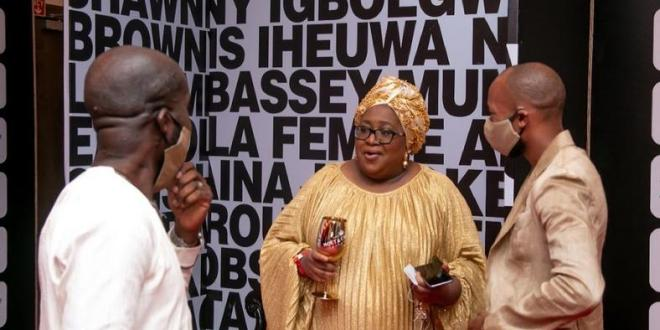 I initially did not have money to acquire the 'La Femme Anjola' script - Mildred Okwo