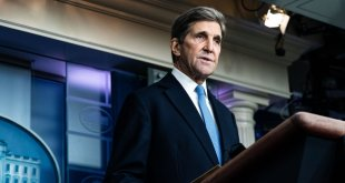 John Kerry Heads To China for First High-Level Talks Under Biden